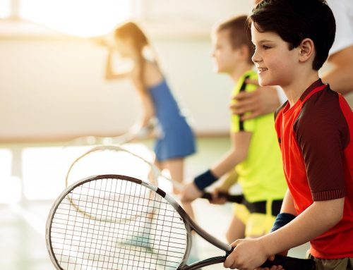 Register for 2020 Junior Tennis Camps