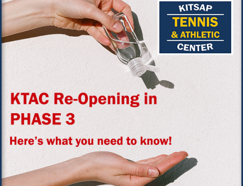 KTAC Re-opening: When & What to Expect