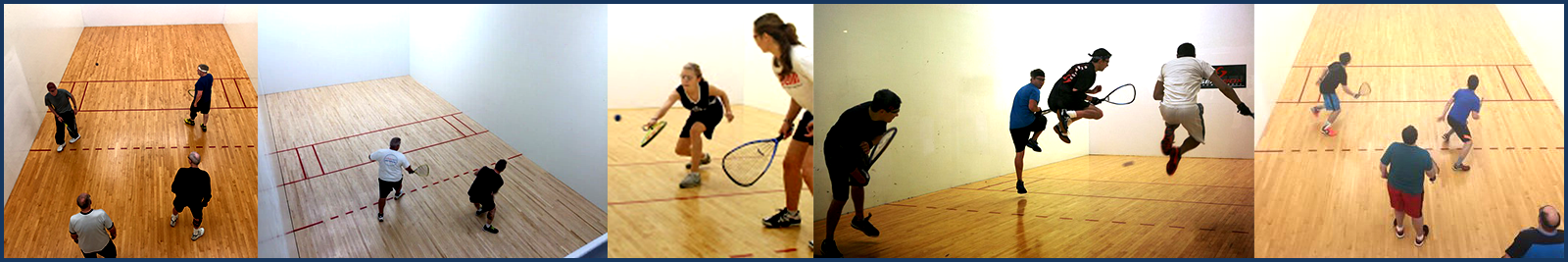 Racquetball at Kitsap Tennis and Athletic Center