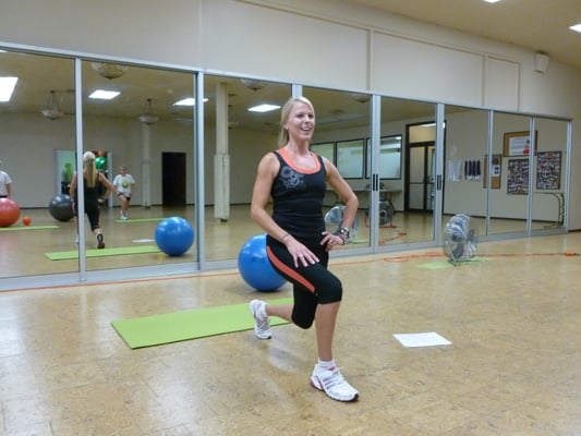 Fitness classes at the Gym at KTAC