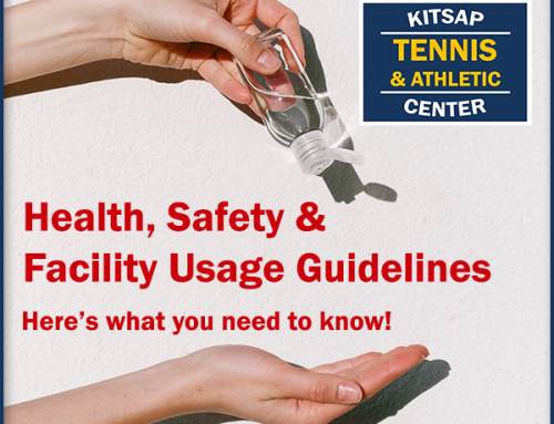 Health, Safety and Facility Use Guidelines for KTAC Members and Guests