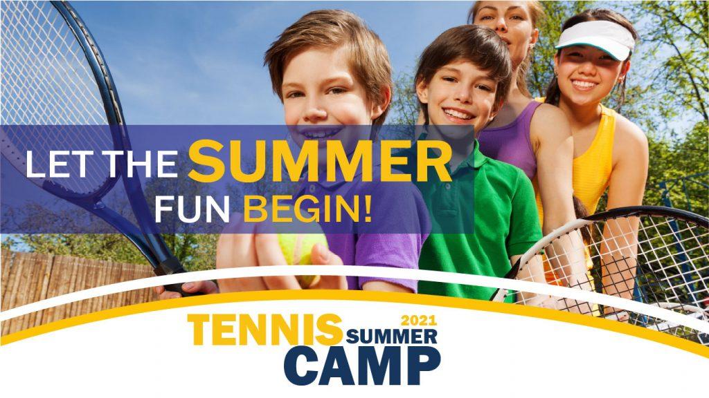 Tennis Camps 2021