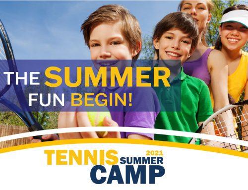 2021 Tennis Summer Camp