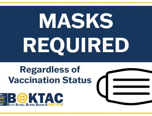 COVID-19 Update | Masks Required
