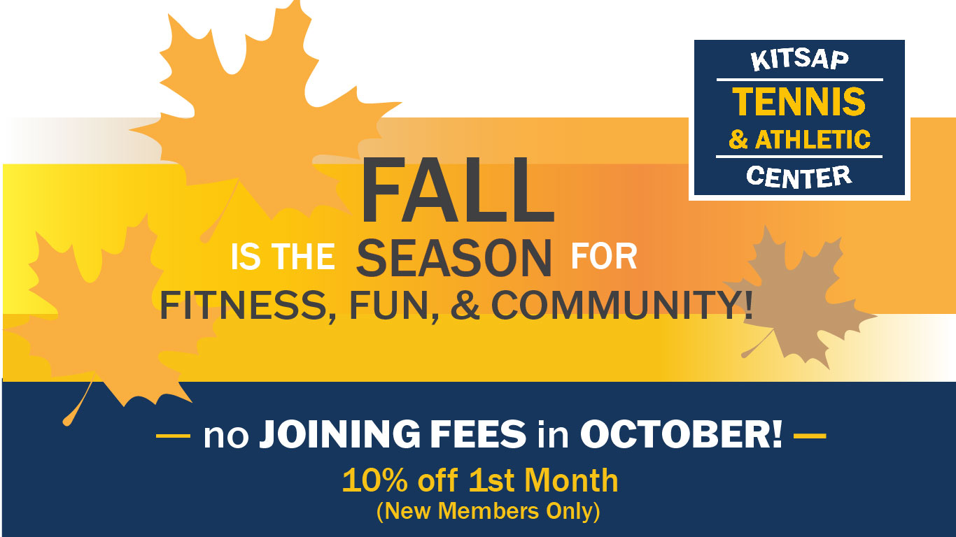 No Joining Fees in October